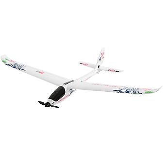 RC Airplane 3D Mode EPO Aircraft Fixed Wing RTF Toys for Kids 20min Flight Time|RC Airplanes(White)