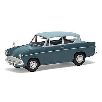 Ford Anglia 105E Deluxe Diecast Model Car