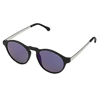 KOMONO Devon metal black silver - men's sunglasses