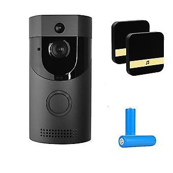 Wireless Video Door Phone /bell With Speaker Phone Intercom System