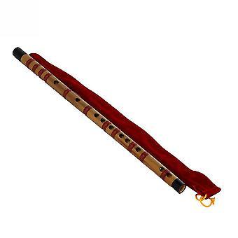 جديد الخيزران الفلوت الصينية التقليدية الناي وودويند الخيزران ديزي آلة موسيقية الأحمر ES6714