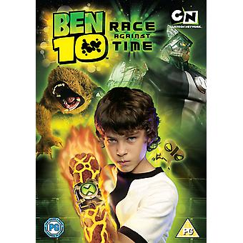 Ben 10 - Race Against Time DVD