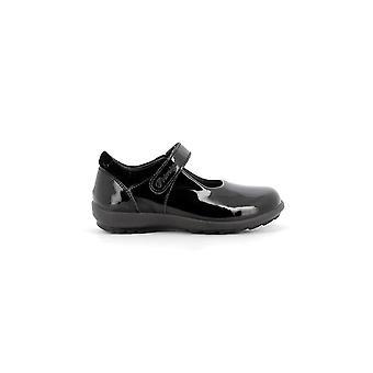 PRIMIGI Olea Mary Jane Shoe In Black Patent
