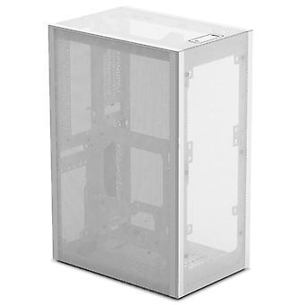 Ssupd Meshlicious Mini ITX Case - Tempered Glass - White - PCIE 3.0