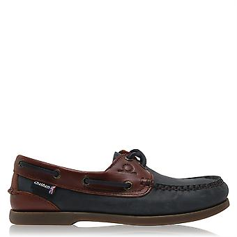 Chatham Womens Bermuda L G2 Boat Shoes Flat Slip On Casual Everyday Footwear