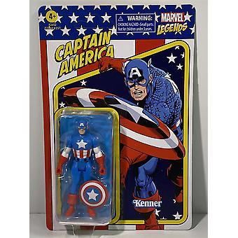 Marvel Legends Captain America Kenner Hasbro F2652