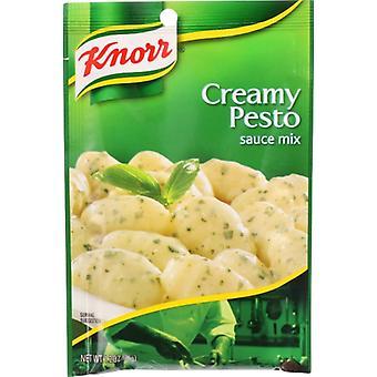 Knorr Mix Sce Pasta Crmy Pesto, Case of 12 X 1.2 Oz