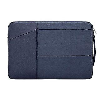 13.3Inch 35*26*3cm navy 15.6 inch laptop bag for apple macbook huawei,breathable, waterproof, abrasion-resistant az12084