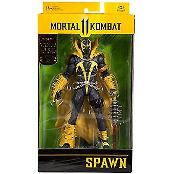 Spawn (Curse of Apocalypse) Gold Label Wave 2 McFarlane Toys Action Figure
