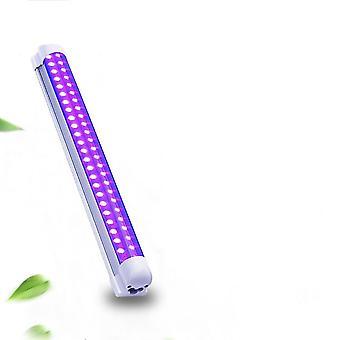 60 Led Lampe Ultraviolette 10w Uv Blacklight Disco T8 Tube