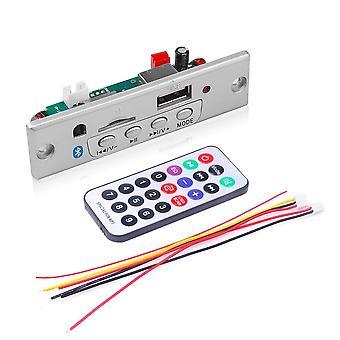 Langaton Mp3-soitin, Bluetooth-dekoodauskorttimoduuli, Auton USB, Tf-korttipaikka /