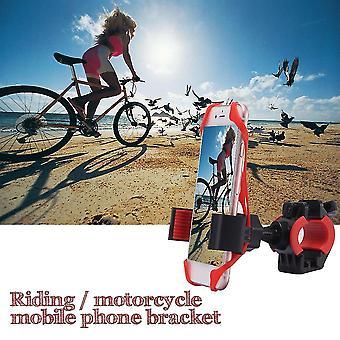 Mtb Road Bike Bicycle Front Frame Handlebar Holder Cycling Bike Phone Holder