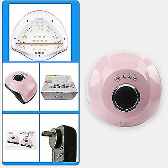 180W UV LED Nail Lamp, 45 LED Lights phototherapy lamp Gel Nail Dryer Professional Curing Nail Lamp