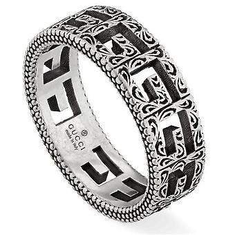 Gucci jewels g cube ring ybc576993001022