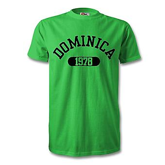 Dominica Independence 1978 T-Shirt