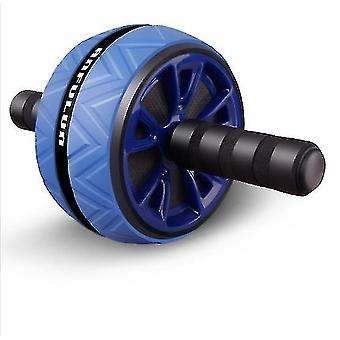 Unisex Abdominal Wheel Roller, Ab Wheel Exercise Equipment For Home Abs Workout Gym(Blue)
