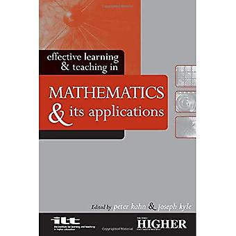 Effective Learning and Teaching in Mathematics and Its Applications (ILT &  The Times Higher Education Supplement )