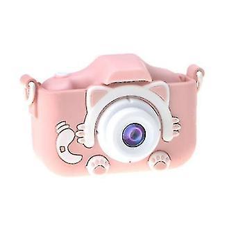Lasten kamera, lasten digitaalinen kaksoislinssi putoamisenesteinen sarjakuvaselfiekamera, koulutuksellinen