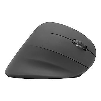 Piavo Ergonomic 1600pdi Optical Vertical Wireless Mouse, 10m 2.4Ghz Wireless Range