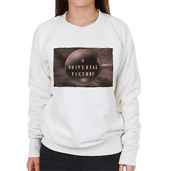 Universella bilder 1927 Logo Kvinnors Sweatshirt