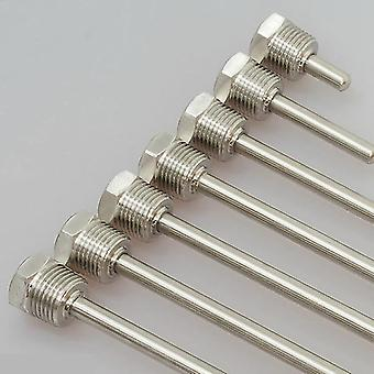 Thermowellthread 1/2'' (dn15) Stainless Steel Waterproof Solar Temperature