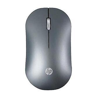Bezprzewodowa mysz Bluetooth Mysz biurowa do laptopów (szara)