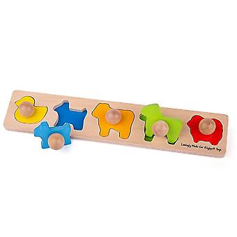 Ant farms animal matching board