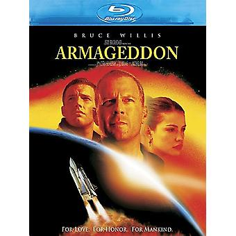 Armageddon [BLU-RAY] USA import