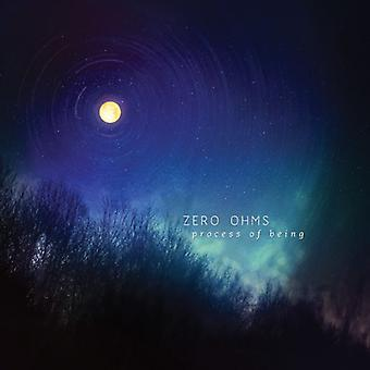 Zero Ohms - Process of Being [CD] USA import