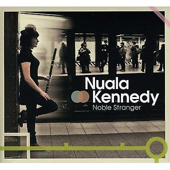 Nuala Kennedy - importação EUA nobre estranho [CD]
