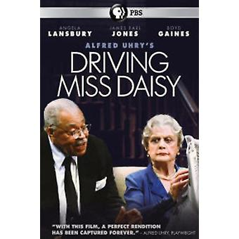 Excellentes Performances : Driving Miss Daisy [DVD] USA import