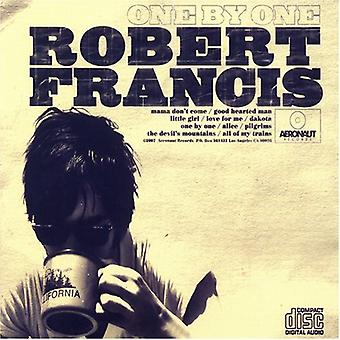 Robert Francis - One by One [CD] USA import