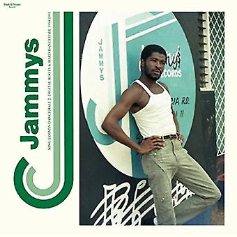 Various Artist - King Jammys Dancehall 2: Digital Roots Hard [Vinyl] USA import