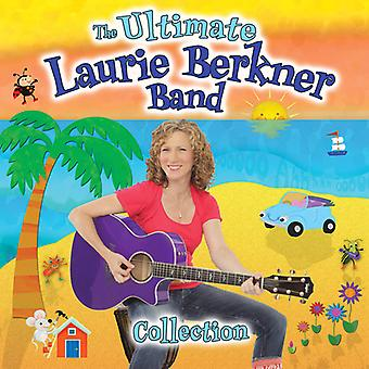 Laurie Berkner - Ultimate Laurie Berkner Band Collection [CD] USA import