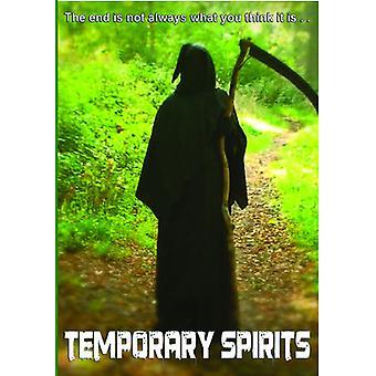 Temporary Spirits [DVD] USA import