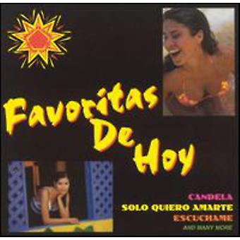 Favoritas Para Fiestas - Favoritas Para Fiestas [CD] USA import
