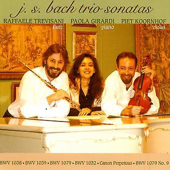 J.S. Bach - J.S. Bach: Trio Sonatas [CD] USA import