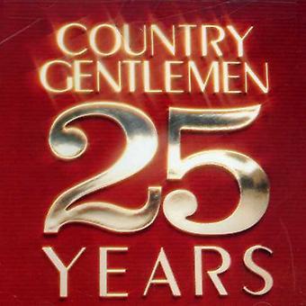 Country Gentlemen - 25 Years [CD] USA import