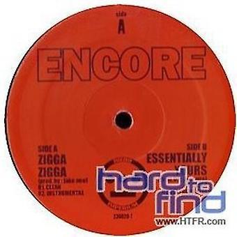 Encore - Zigga Zigga [Vinyl] USA import