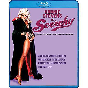 Scorchy [Blu-ray] USA import