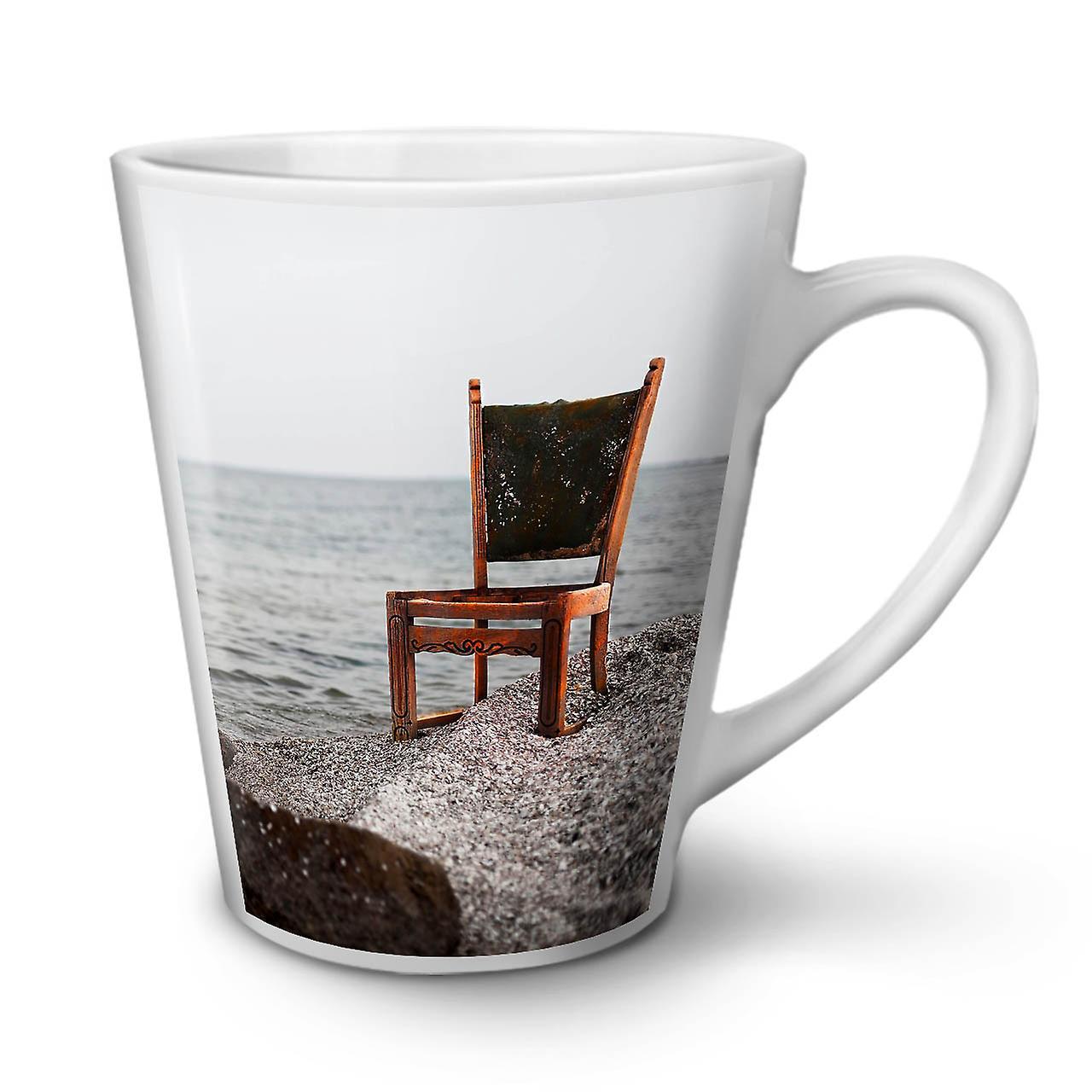 Oceaan kunst foto natuur nieuwe witte thee koffie keramische latte mok 12 oz wellcoda fruugo - Stoel nieuwe kunst ...