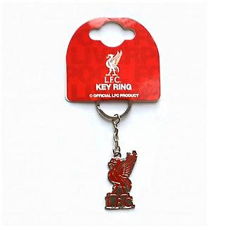 Liverpool FC Official Football Crest Keyring