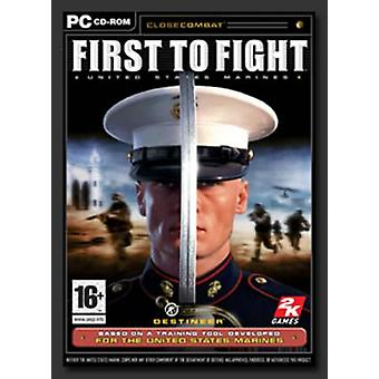 Close Combat First To Fight (PC) - New