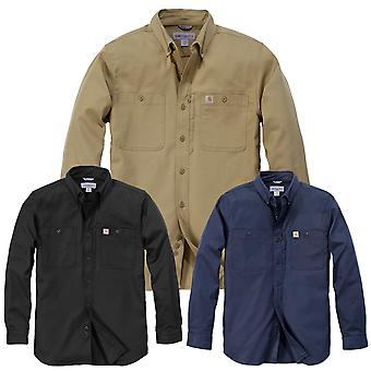 Carhartt men's long sleeve shirt rugged Prof Longsleeve