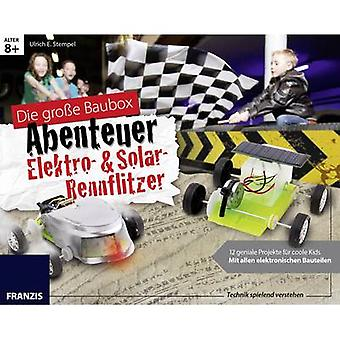 Franzis Verlag 65357 Elektro- & Solar-Rennflitzer Arts & Craft Kit 8 år og over