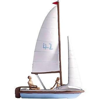 NOCH 16824 H0 veleiro montado