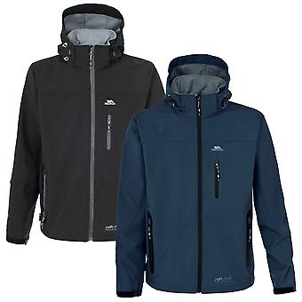 Hausfriedensbruch-Mens-Accelerator-Softshell-Jacke