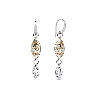 Earrings Navette