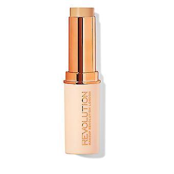 Make-up Revolution Fast base stick Foundation F9