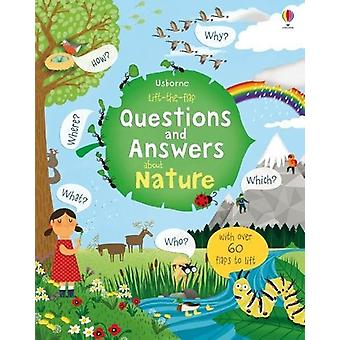 Lift-The-Flap Questions and Answers about Nature by Katie Daynes - 97